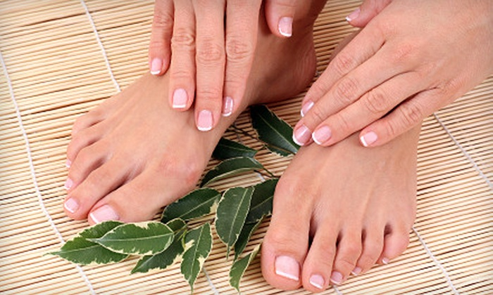 Kiersten & Company - Tallahassee: $30 for a Spa Manicure and Spa Pedicure at Kiersten & Company ($60 Value)