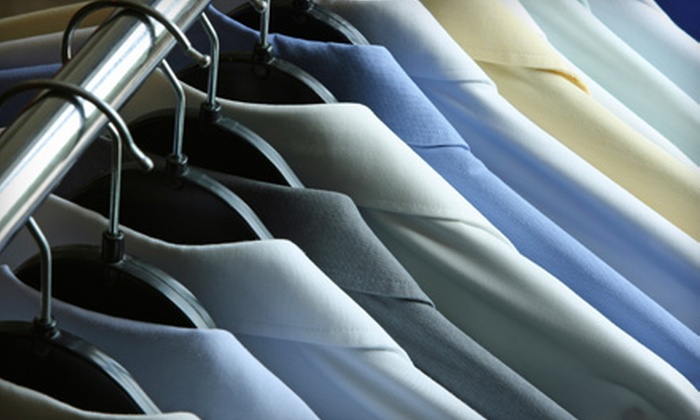 Cleaners To You - Multiple Locations: 30-Item Dry-Cleaning Punch Card or Wedding-Dress Cleaning and Preservation with Free Pickup and Delivery from Cleaners To You