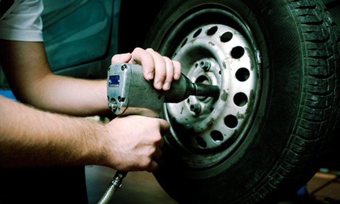 DUO Auto Inc. - 1: $19 for Oil Change and Tire Rotation and Balance at DUO Auto Inc. ($39.95 Value)