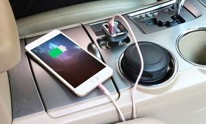 Wireless MP3 FM Transmitter Car Kit