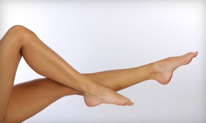 Dr. Conrad Goulet Vein Clinic - Multiple Locations: $20 for 15 Varicose and Spider-Vein Injections at Dr. Conrad Goulet Vein Clinic ($60 Value)
