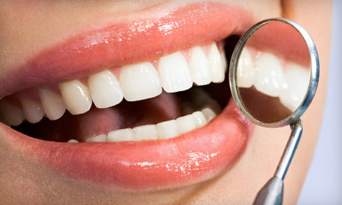 Lemons Dental and James D. Anderson, Jr. DDS - Multiple Locations: $1,999 for a Dental Package with Implant and Crown from Lemons Dental and James D. Anderson, Jr., DDS ($4,966 Value)