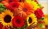 1-800-FLOWERS.com – $15 for $30 Toward Flowers