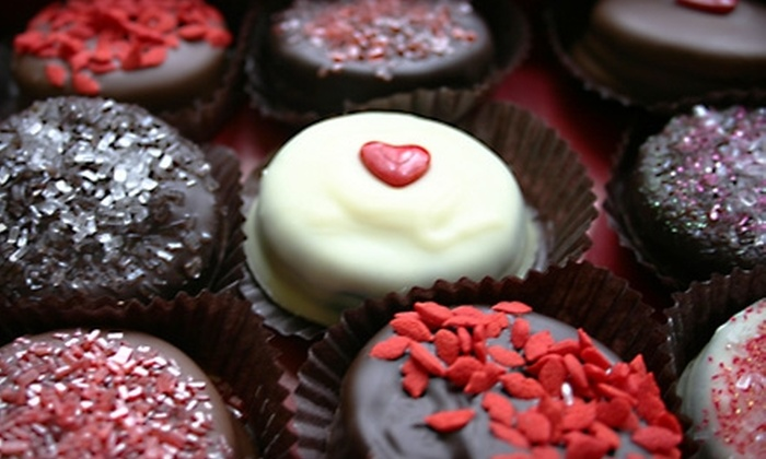 Chocolates for Good: $10 for $20 Worth of Chocolates from Chocolates for Good