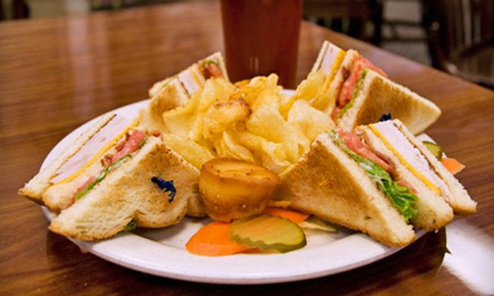 The Patio - Johns Creek: Casual Meal for 2 or 4 or 10 Boxed Lunches from The Patio in Duluth (Up to 54% Off)