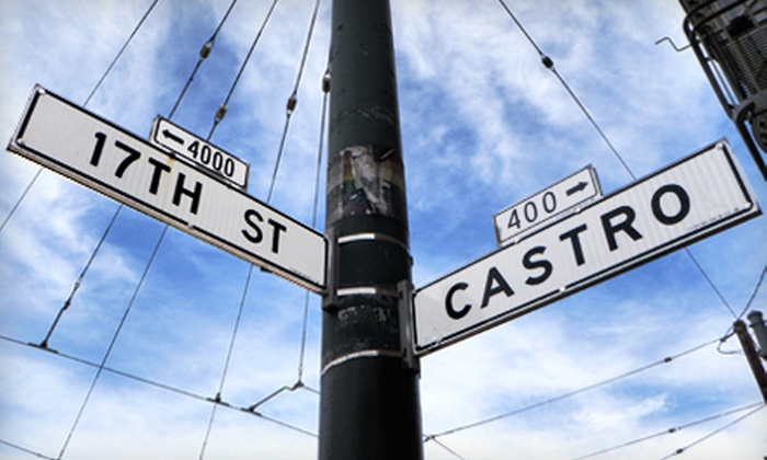 Cruisin' the Castro Walking Tours - Duboce Triangle: $29 for a Historical Castro Walking Tour for Two from Cruisin' the Castro Walking Tours (Up to $70 Value)