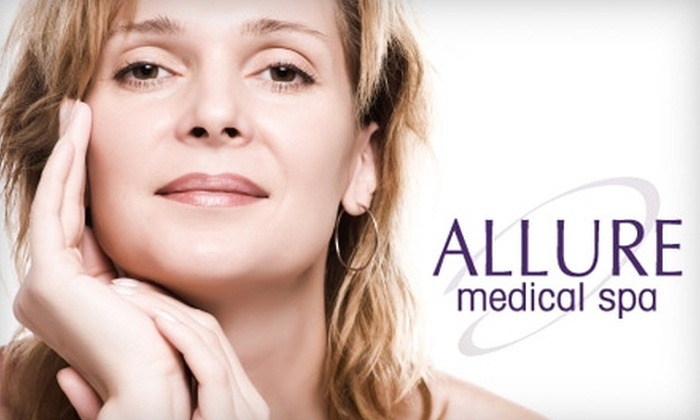Allure Medical Spa - Utica: $99 for Three Areas of Dysport Anti-Wrinkle Treatment at Allure Medical Spa in Shelby Township ($488 Value)