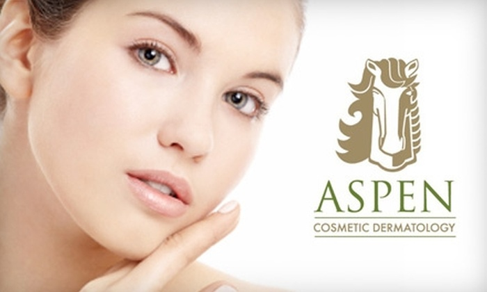 Aspen Cosmetic Dermatology - Bountiful: $99 for Two Spider Vein Laser Treatments or Four Acne Treatments at Aspen Cosmetic Dermatology