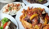The Old 502 Winery - Central Business District: $20 for $40 Worth of Eclectic American Dinner and Drinks at River Bend Winery (or $10 for $20 Worth of Lunch or Sunday Brunch)