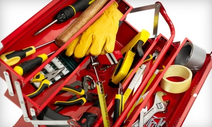 Gene of All Trades - Central Oklahoma City: $49 for Two Hours of Handyman Services from Gene of All Trades ($100 Value)