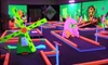 Glowgolf - Vernon Hills: $8 for Two Adult Passes ($16 Value) or $6 for Two Child Passes ($12 Value) Good for Three Rounds of Mini Golf at Glowgolf