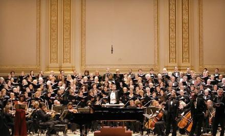 The Collegiate Chorale: