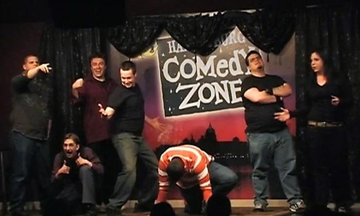 Don't Break the Streak - Fairview: Four Tickets to Don't Break the Streak's Unscripted Comedy Show in New Cumberland