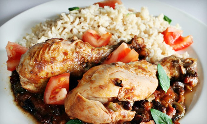 Calypso Caribbean Grille - West Mifflin: Caribbean Dinner with Dessert for Two or Four at Calypso Caribbean Grille in West Mifflin (Up to 53% Off)