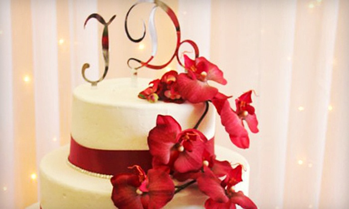Yolanda's Specialty Cakes - South Side: Wedding Cakes at Yolanda's Specialty Cakes (Up to 67% Off). Two Options Available.