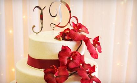 $150 Toward a Wedding Cake - Yolanda's Specialty Cakes in Corpus Christi