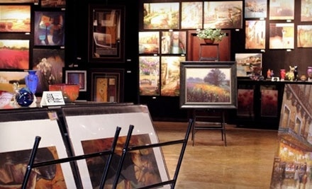 $125 Groupon to Art Source & Design - Art Source & Design in Shawnee