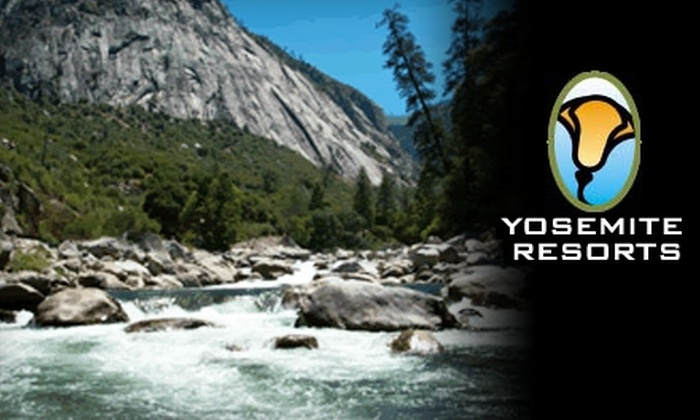 Yosemite View Lodge - Mariposa: $188 for a Two-Night Stay in a King River View Deluxe Suite at Yosemite View Lodge in El Portal ($377.40 Value)