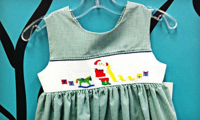 Bunny Patch - Gastonia: $15 for $30 Worth of Children's Consignment Apparel and Merchandise at Bunny Patch