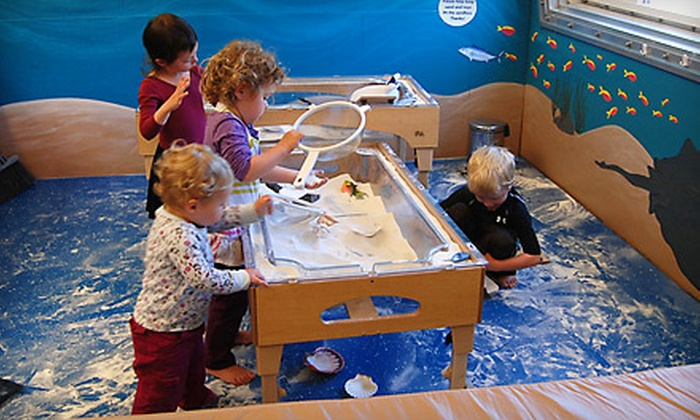 KidZone Museum - Truckee: $7 for Educational Children's Outing for Two to KidZone Museum (Up to $14 Value)