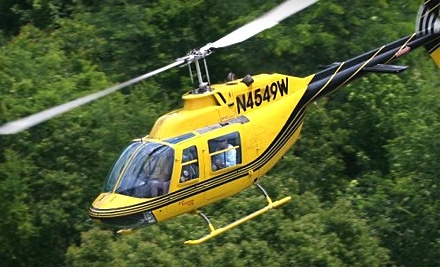 Scenic Helicopter Tours: Six-Minute Douglas Lake Flight - Scenic Helicopter Tours in Sevierville