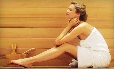 Spine Stretch Studio: One 45-Minute Infrared-Sauna Session - Spine Stretch Studio in Aurora