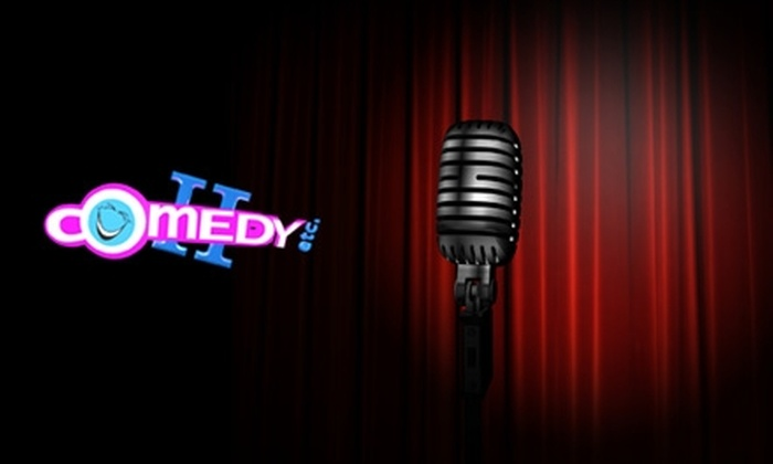 Comedy, Etc. II - Fairview Heights: $12 Admission for Two to a Comedy Show Plus an Appetizer at Comedy, Etc. II in Fairview Heights
