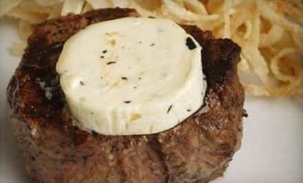 Neil Jordan's Steakhouse: $30 Groupon for Dinner Fare - Neil Jordan's Steakhouse in Mount Pleasant