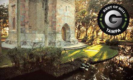 Bok Tower Gardens - Bok Tower Gardens in Lake Wales