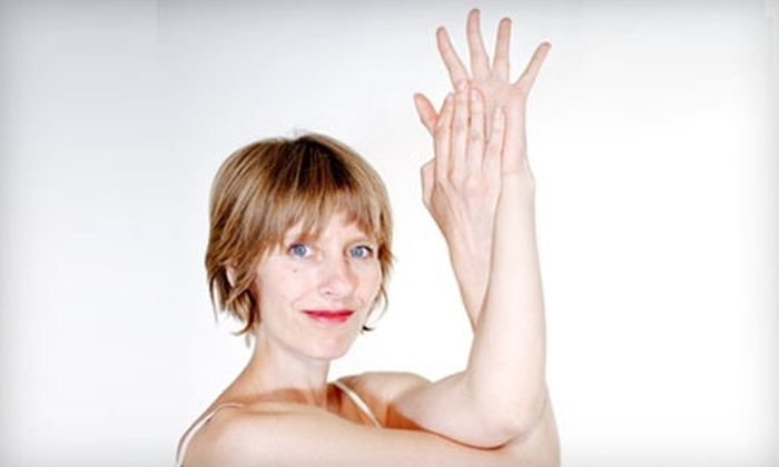 Beth Martens - Multiple Locations: $25 for a Five-Class Yoga Package from Beth Martens (Up to $75 Value)