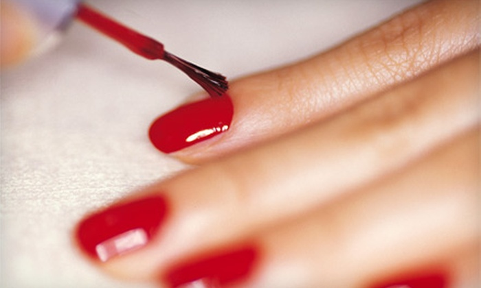 Hair Original 2000 - Commonwealth: $20 for a Basic Mani-Pedi at Hair Original 2000 ($42 Value)