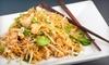 Nara Thai Express - Multiple Locations: $10 for $20 Worth of Modern Thai Fare at Anothai Cuisine or Nara Thai. Three Locations Available.