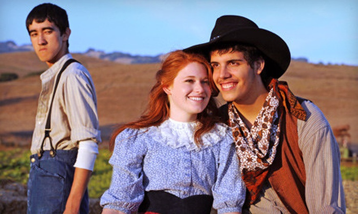 """""""Oklahoma!"""" - Evert B. Person Theatre: Theater Night for Two or Four to """"Oklahoma!"""" at Evert B. Person Theater at Sonoma State University (Up to 53% Off)"""