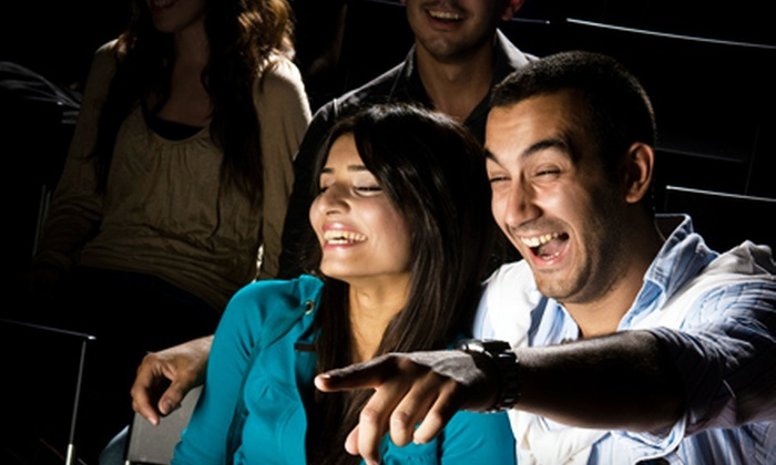 CapRock Winery - Lubbock: $20 for Two Tickets for a Comedy Show at CapRock Winery ($40 Value)