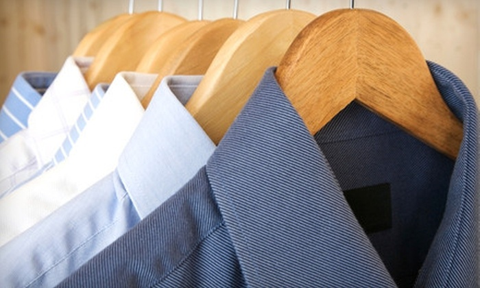 Trendy Tailors & Dry Cleaning - Central McDougall: Hemming for Five Pairs of Pants or $15 for $30 Worth of Alterations at Trendy Tailors & Dry Cleaning