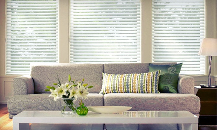 Budget Blinds - Westchester County: $99 for $300 Worth of Custom Window Treatments from Budget Blinds