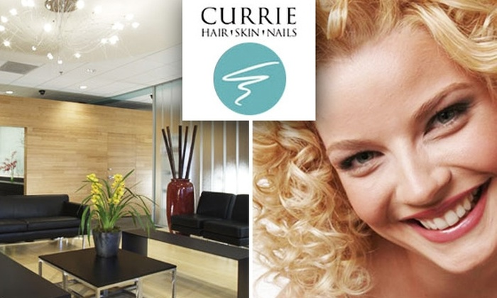Currie Hair Skin & Nails - Philadelphia: $39 for Two Haircuts at Currie Hair, Skin & Nails ($79 Value)