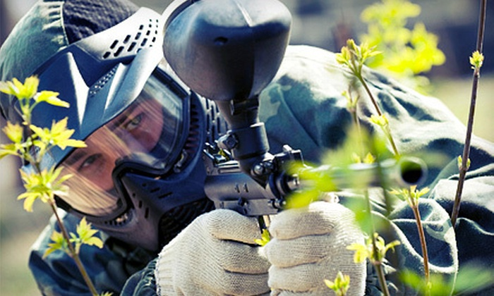 Adventures Unlimited - 2: $17 for a Half-Day Paintball Outing at Adventures Unlimited in Ocoee ($35 Value)