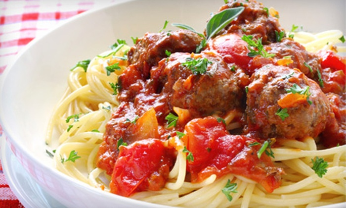 pasta pasta - Downtown: $10 for $20 Worth of Prepare-at-Home Meals at pasta pasta in San Mateo