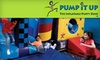 Pump It Up: The Inflatable Party Zone - Taku / Campbell: $40 for 10-Jump Punch Card at Pump It Up ($80 Value)