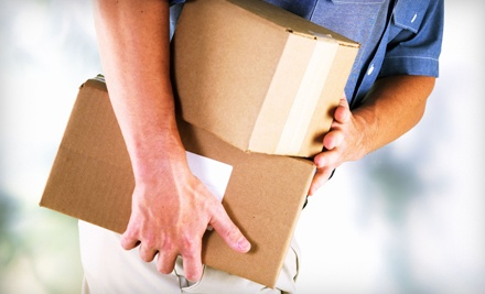 $40 Groupon Worth of Shipping with FedEx, UPS, or DHL - Postnet in Des Moines