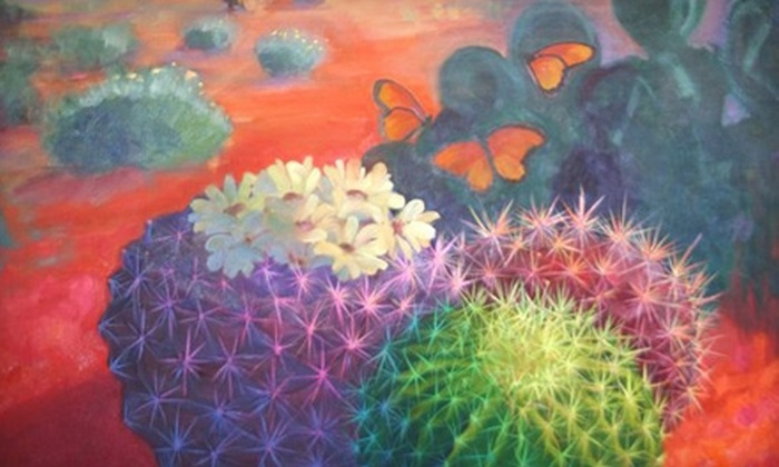 Indian Wells Arts Festival - Indian Wells: $5 for Ticket to Indian Wells Art Festival