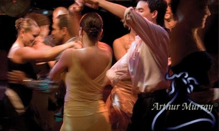 Arthur Murray Dance Studio Cincinnati - Multiple Locations: $15 for One Private Dance Lesson, One Group Class, and One Dance Party at Arthur Murray Dance Studio ($95 Value). Choose One of Three Locations.