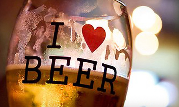 The Brew Garden - Clearwater: $15 for $30 Worth of Craft Beer, Wine, and Bar Fare at The Brew Garden in Clearwater