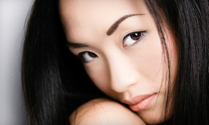Y Spa - Downtown Vancouver: Ultrasonic Facial-Lifting Treatment and Contour Body Wrap at Y Spa (Up to 52% Off). Two Options Available.