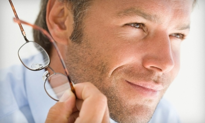 LasikPro - Multiple Locations: $2,500 for LASIK Surgery for Both Eyes at LasikPro ($5,000 Value)