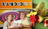 Bandido's Mexican Café - Multiple Locations: $10 for $25 Worth of Savory Tex-Mex and Drinks at Bandido's Mexican Cafe