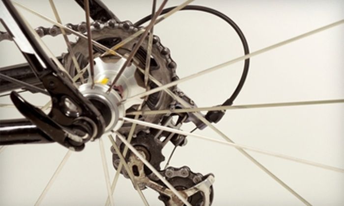Trek Bicycle Store - Blackburn:  $25 for a Basic Bike Maintenance Package at Trek Bicycle Store in Independence ($49.99 Value)