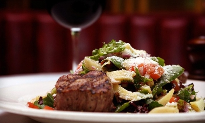 Carmichael's Chicago Steak House - West Loop: $59 for Up to $120 Toward Dinner for Two at Carmichael's Chicago Steak House