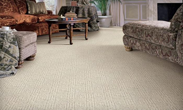 Crystal Crystal Carpet Care - Northwest Columbus: $47 for Carpet Cleaning and Stain Protection for Two Rooms, One Kids' Room, and a Hall With Stain Protection from Crystal Crystal Carpet Care (Up to $135.80 Value)